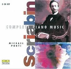 Scriabin - Complete Piano Music CD 5 (No. 3) - Michael Ponti