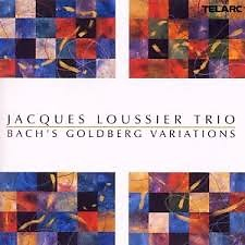 Jacques Loussier Trio - Bach's Goldberg Variations (No. 3) - Jacques Loussier Trio