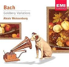 Bach - Goldberg Variations (No. 2) - Alexis Weissenberg