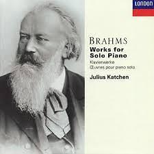 Brahms - Works For Solo Piano CD 6 (No. 2) - Julius Katchen