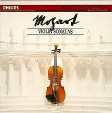 Mozart - Violin Sonatas CD 5 (No. 3) - Arthur Grumiaux,Various Artists
