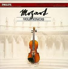 Mozart - Violin Sonatas CD 4 - Arthur Grumiaux,Various Artists