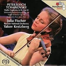 Peter Ilyich Tchaikovsky - Violin Concerto In D, Op. 35