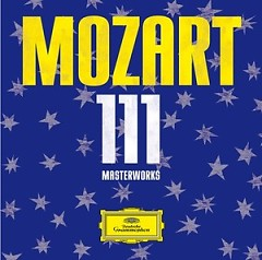 Mozart 111 Masterworks  CD 31 - Mozart Piano Sonatas