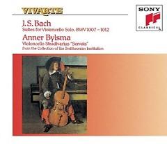 Bach - The Cello Suites, Vol. 2, Nos. 4, 5 & 6 (No. 2) - Anner Bylsma