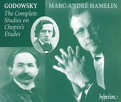Godowsky - The Complete Studies On Chopin's Etudes CD 2 (No. 1) - Marc-André Hamelin