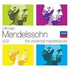 Ultimate Mendelssohn CD 1