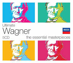 Ultimate Wagner CD 3 - Sir Georg Solti,Wiener Philharmoniker