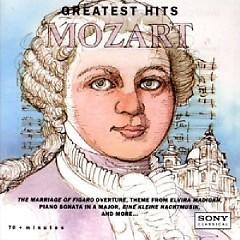 Mozart - Greatest Hits  - Glenn Gould,Carlo Maria Giulini,Murray Perahia