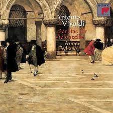 Vivaldi - Sonatas For Violoncello & Basso Continuo (No. 2) - Anner Bylsma