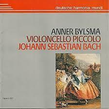Bach - Violoncello Piccolo - Anner Bylsma