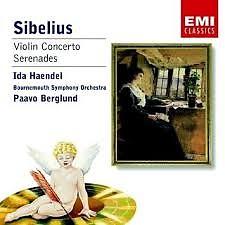 Sibelius - Violin Concerto Serenades