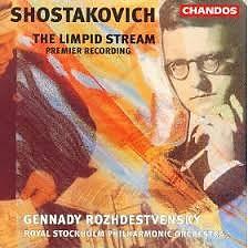 Shostakovich - The Limpid Stream (No. 2)
