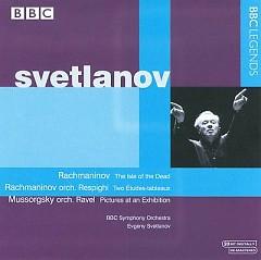 Svetlanov Conducts Rachmaninov & Mussorgsky