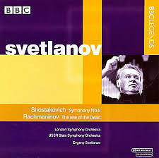 Shostakovich - Symphony No. 5; Rachmaninov - The Isle Of The Dead