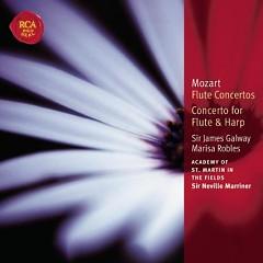 Mozart - Flute Concertos; Concerto For Flute & Harp