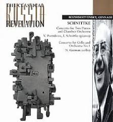 Schnittke - Concertos For Two Pianos & For Cello