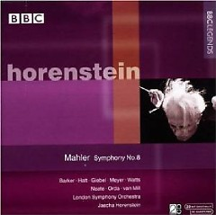 Mahler - Symphony No. 8 CD 2 - Jascha Horenstein,London Symphony Orchestra