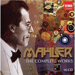 Mahler - The Complete Works CD 12