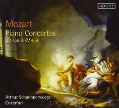 Piano Concertos - Nos.18, KV. 456 & No.19 KV. 459 - Arthur Schooderwoerd,Cristofori Ensemble