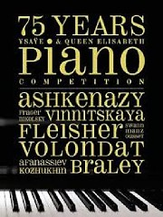 75 Years Ysaye & Queen Elisabeth Piano Competition CD 2 - Leon Fleisher,Vladimir Ashkenazy,Various Artists