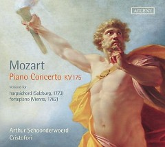 Mozart - Piano Concerto KV 175 - Arthur Schoonderwoerd,Cristofori Ensemble