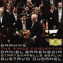 Brahms - The Piano Concertos Disc 1