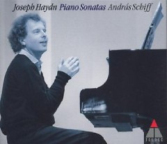 Haydn - Piano Sonatas CD 1  - Andras Schiff