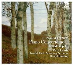 Brahms - Piano Concerto 1 & Ballades Op.10
