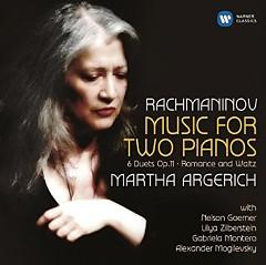 Rachmaninov Music For Two Pianos (No. 1)