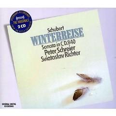 Schubert - Winterreise Sonata In C,D.840 CD 2  - Sviatoslav Richter