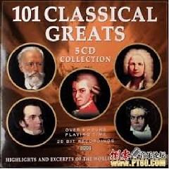 101 Classical Greats CD 1 (No. 1)