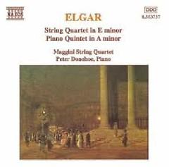 Elgar - String Quartet - Piano Quintet