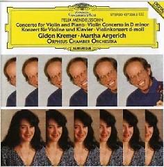 Mendelssohn - Concerto For Violin And Piano & Violin Concerto