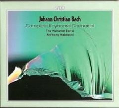 Bach - Complete Keyboard Concertos CD 1