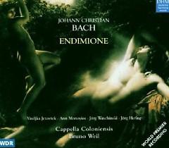 Johann Christian Bach - Endimione (No. 2) - Bruno Weil,Various Artists