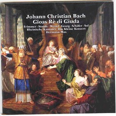 Bach - Gioas Re Di Giuda (No. 2) - Hermann Max,Various Artists