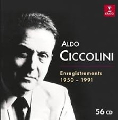 The Complete EMI Recordings 1950 - 1991 CD 54 (No. 1) - Aldo Ciccolini