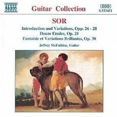 Sor - Guitar Music Op. 26 - Op. 30