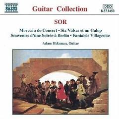 Sor - Morceau De Concert; Fantaisie Villageoise - Adam Holzman