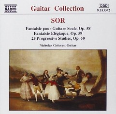 Sor - Guitar Music Op. 58, 59 & 60 (No. 2)
