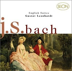 J.S. Bach - English Suites CD 1