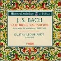 J. S. Bach - Goldberg Variations (No. 1)