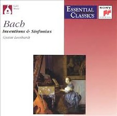 Bach - Inventions & Sinfonias (No. 1)