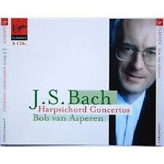 Bach - Harpsichord Concertos CD 1
