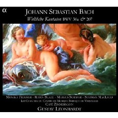 Bach - Weltliche Kantaten BWV 30A & 207 (No. 2)