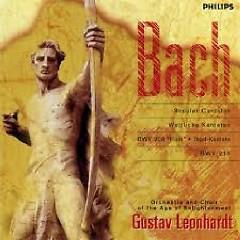 Bach - Secular Cantatas Weltliche Kantaten BWV 208, 215 (No. 2)