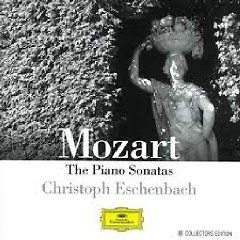 Mozart - The Piano Sonatas CD 1 - Christoph Eschenbach