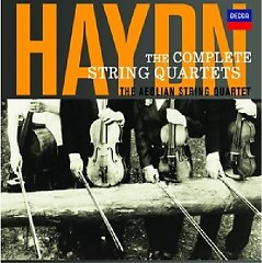 Haydn - The Complete String Quartets CD 16 - Aeolian String Quartet