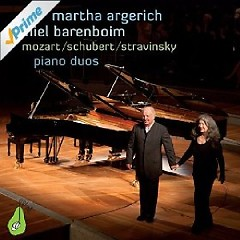 Mozart, Schubert & Stravinsky - Piano Duos